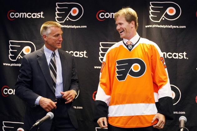 NHL Trade Deadline: Why Flyers GM Paul Holmgren's Trades Hurt Team in Long Run