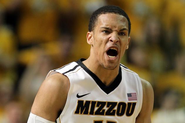 Mizzou Tigers' Michael Dixon: Best Sixth Man in the Nation?