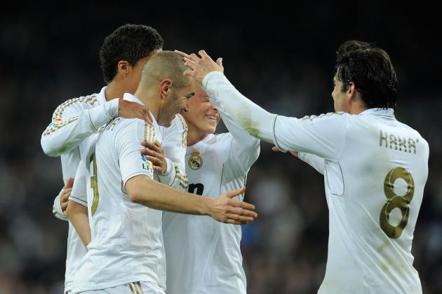 Real Madrid vs. Racing Santander: The Complete Match Report