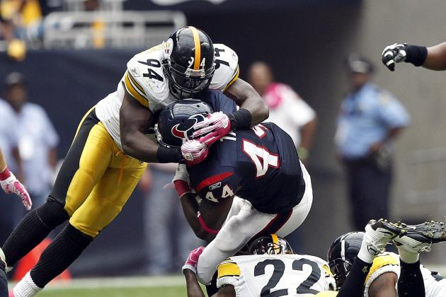 Pittsburgh Steelers: Expect a Breakout Season for Lawrence Timmons