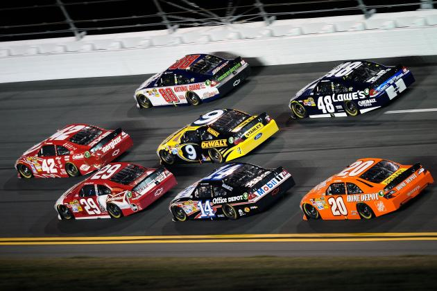 Bud Shootout 2012: Pack Racing Is Back, but the Drivers Need to Pace Themselves