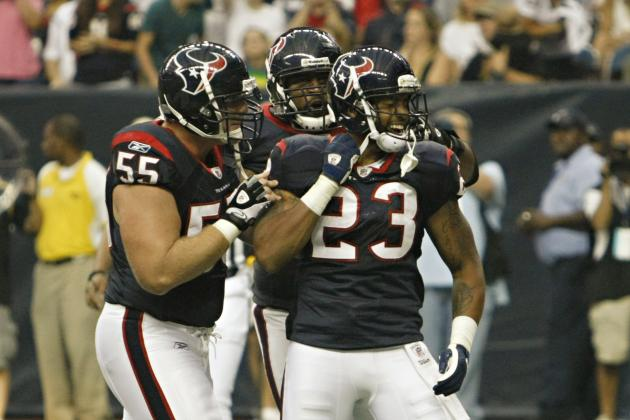 Houston Texans Free Agency Rumors: What to Believe & What to Dismiss