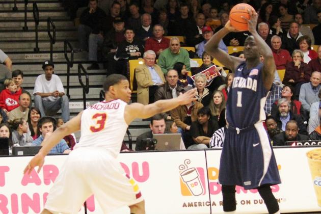 Sears BracketBusters: Iona Gaels Defeat Nevada Wolf Pack 90-84