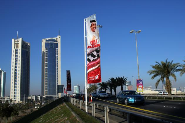 Formula 1: Why the 2012 Bahrain Grand Prix Must Go Ahead