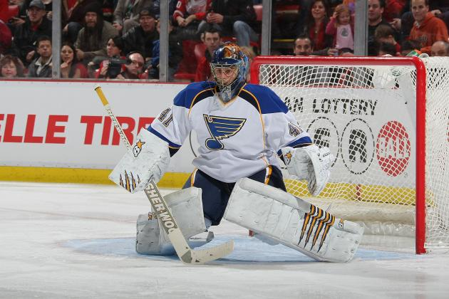NHL Trade Rumors: Jaroslav Halak and Top Goalies Who Could Be Dealt