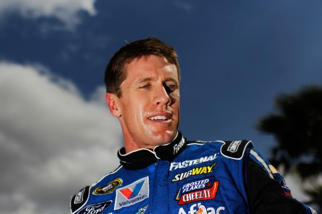 Daytona 500 Pole Position: Carl Edwards' Win Doesn't Mean Success Next Sunday