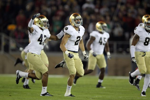 Notre Dame Football: An Early Look at the Cornerback Position
