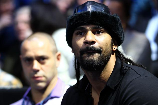 Klitschko vs. Chisora: David Haye Aftermath Awesome for Boxing