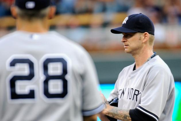 New York Yankees: Should A.J. Burnett Have Been Traded with Pitching Concerns?