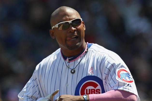 Mike Cameron Retires: Chicago Cubs Marlon Byrd Now Perfect Fit for Nationals