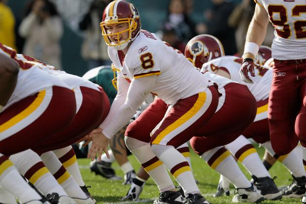 2012 NFL Free Agency: Washington Redskins Must Re-Sign Rex Grossman