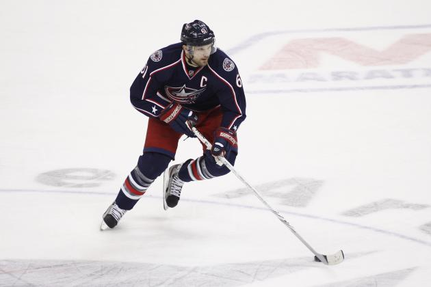 Philadelphia Flyers: Why Trading for Rick Nash Is a Terrible Idea