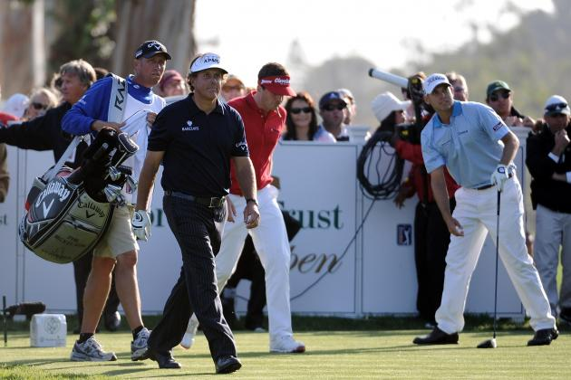 Northern Trust Open: Bill Haas Wins over Lefty and Bradley in One for the Ages
