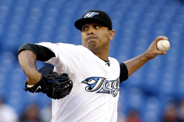 Toronto Blue Jays Focused on Starting Pitching and Ace Ricky Romero