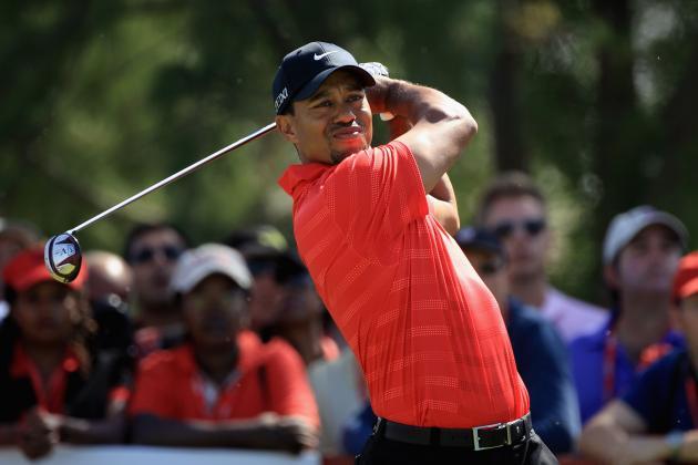 PGA Tour: WGC Accenture Match Play Championship Bracket
