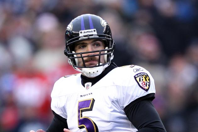 2012 NFL Draft: Breaking Down the Baltimore Ravens' Most Pressing Needs