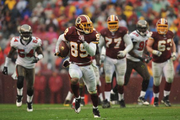 Santana Moss: Will Washington Redskins Star WR Be on the Team in 2012?