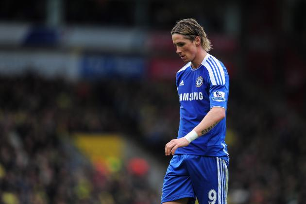 Napoli vs. Chelsea: Andre Villas-Boas Would Be Wrong to Bench Fernando Torres