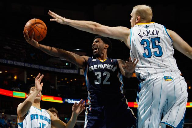 NBA Trade Rumors: Power Ranking Best Fits for Hornets' Chris Kaman