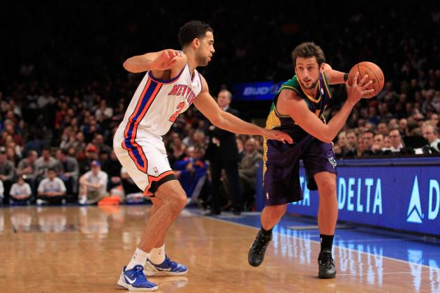 Fantasy Basketball:  Should You Add Marco Belinelli?