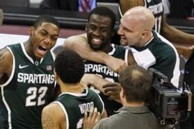 Purdue vs. Michigan State Basketball: Spartan Team Effort Puts Down Boilermakers