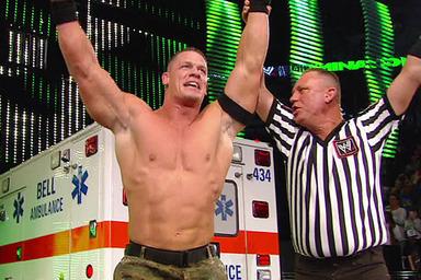 WWE Elimination Chamber: Why John Cena vs. Kane Is Now History
