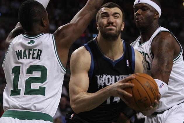 Nikola Pekovic: Minnesota Timberwolves Find Unlikely Cornerstone at Center