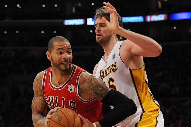 NBA Trade Rumors: Rose Wanting the Bulls to Do a Gasol-Boozer Swap a Great Idea