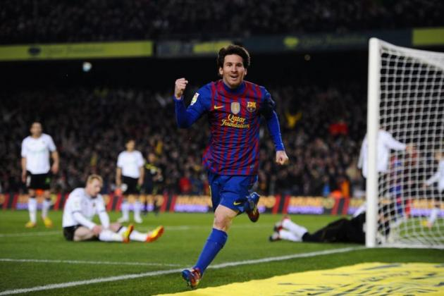 FC Barcelona 5, Valencia 1. Where Has This Barça Been? Messi on Fire!