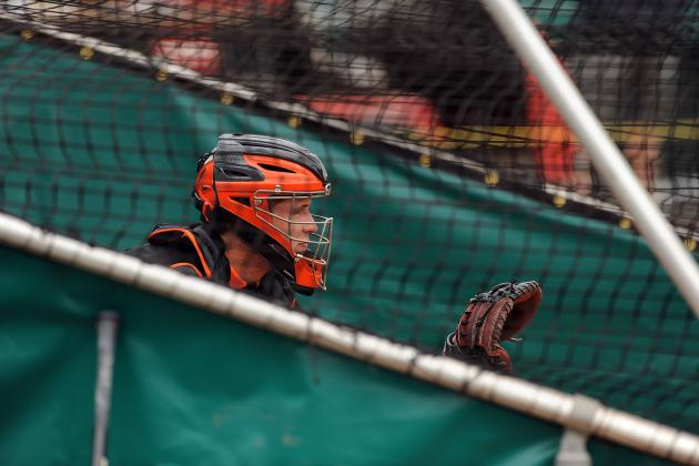 Buster Posey Is a Catcher and Should Stay a Catcher