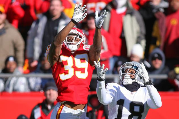 Stanford Routt Signs with Chiefs: Is Brandon Carr out of Kansas City?