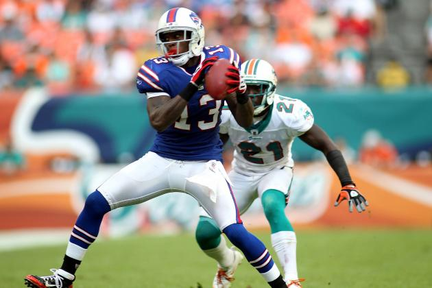 2012 NFL Free Agents: Why San Francisco 49ers Must Go After Stevie Johnson