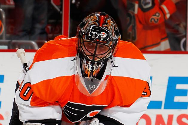 Philadelphia Flyers May Need to Turn Attention to Goaltending at Trade Deadline