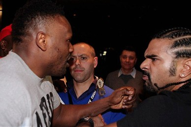Why David Haye and Dereck Chisora's Brawl Is Just What Boxing Needed