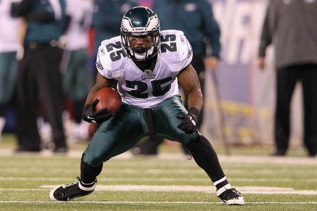 LeSean McCoy Must Receive Contract Extension Before Eagles Address Other Needs