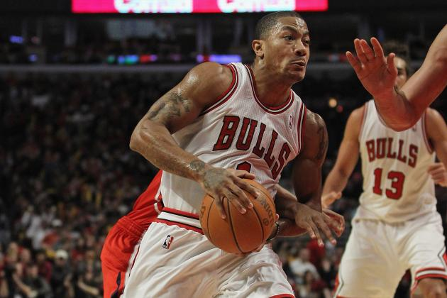 Derrick Rose Caps Comeback with Big Night Against Atlanta Hawks