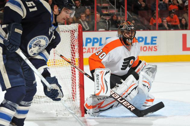 NHL Trade Speculation: Could Flyers Trade Ilya Bryzgalov for Rick Nash?