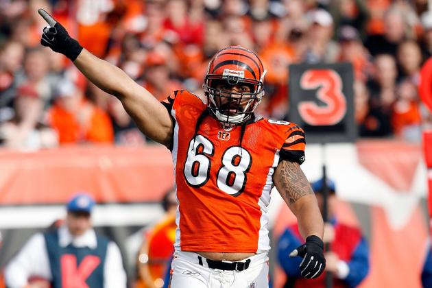 2012 NFL Free Agents: For the Cincinnati Bengals, Free Agency Starts at Home