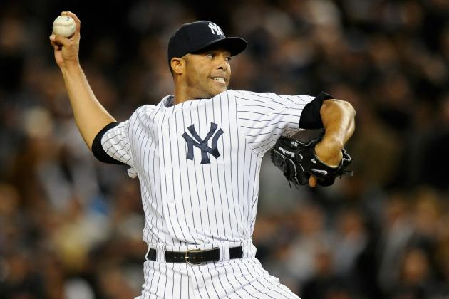 Mariano Rivera: Quite Possibly the Greatest Yankee Ever