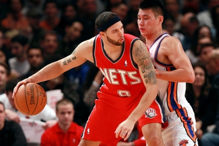 Deron Williams and New Jersey Nets Stop the
