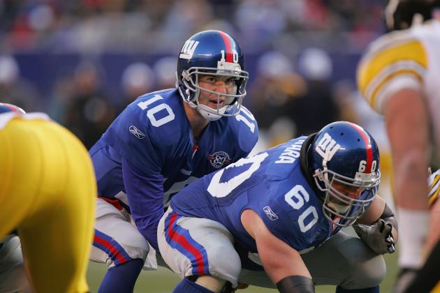 Pittsburgh's Forgotten Classics: Steelers vs. Giants, 2004