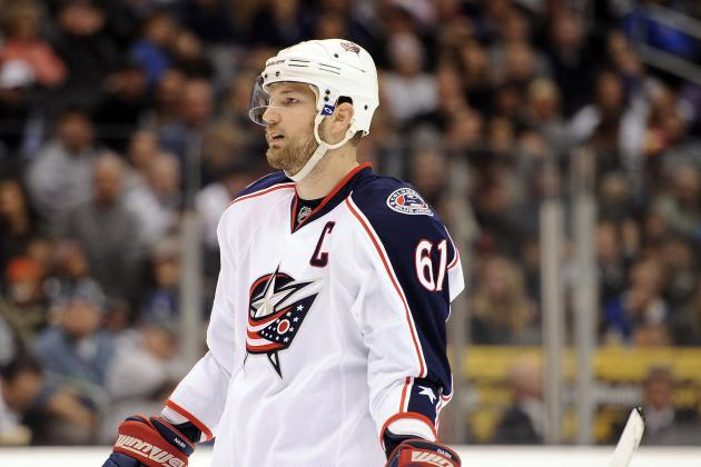 NHL Trade Rumors: Why the St. Louis Blues Have the Pieces for a Rick Nash Deal
