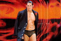 WWE Breaking News: Wade Barrett Suffers Injury During Raw