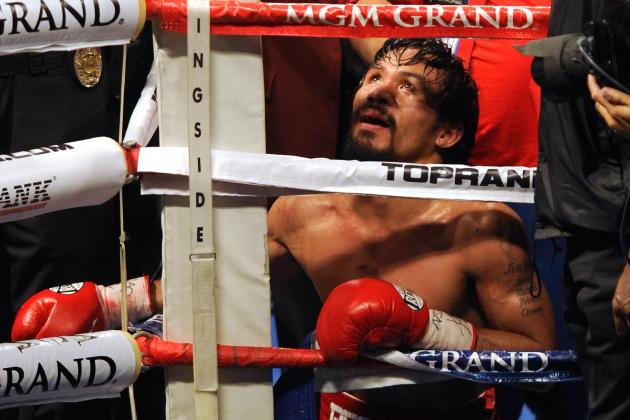 Manny Pacquiao Considering Retiring After Bradley Fight Due to Religion