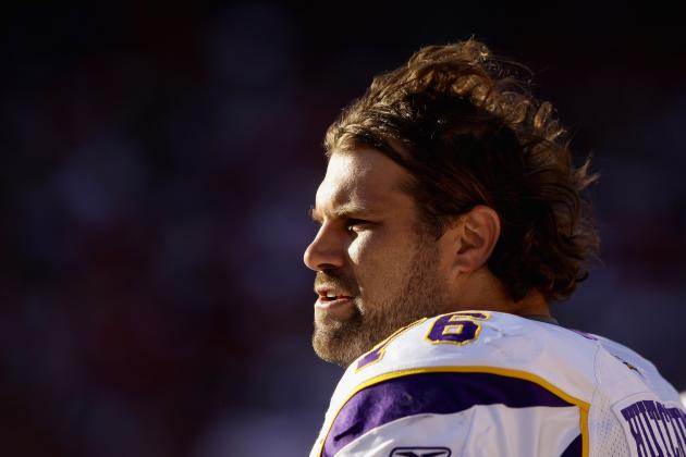 Minnesota Vikings Free Agency: Steve Hutchinson Could Be a Salary-Cap Casualty
