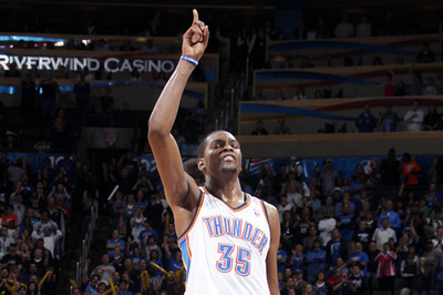 Oklahoma City Thunder's Kevin Durant: 51-Point Game Was One of the Best Ever