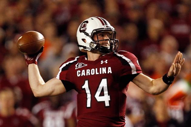 South Carolina Football:  Will the Passing Game Be a Strength in 2012?