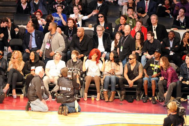 NBA Celebrity All-Star Game 2012: Roster, Start Time, Date, TV Schedule and More