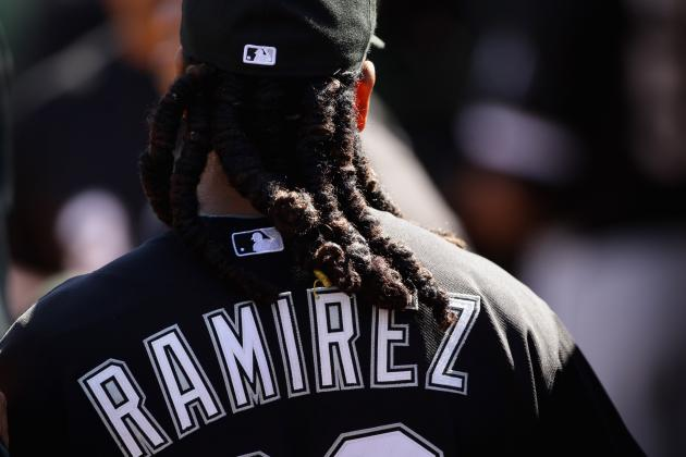 MLB's Manny (Ramirez) Being Manny (Ramirez) ...But Now in Oakland