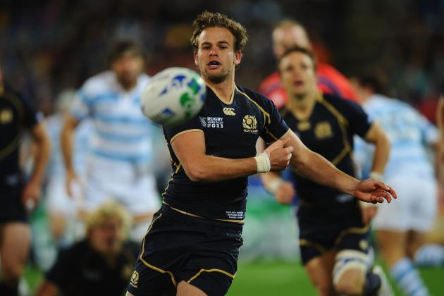 2012 Six Nations Rugby: Robinson Has Key Choices as Scotland Prepare for France